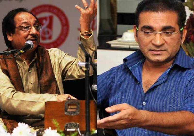 Music has boundaries in India: Hardliner Abhijeet now insults Ghulam Ali on twitter