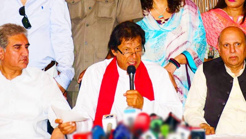Nawaz Sharif evasions tax despite being 'third richest person in the country': Imran Khan