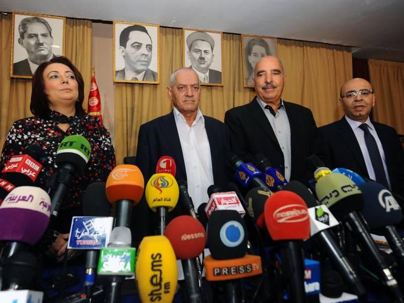 Nobel Peace Prize goes to Tunisian National Dialogue Quartet