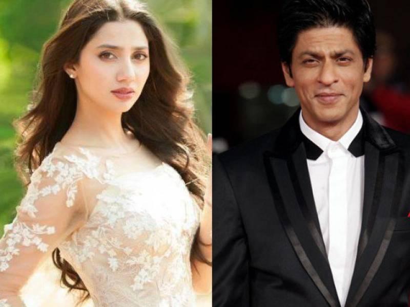 We will look good in Raees, Shah Rukh tells Mahira Khan