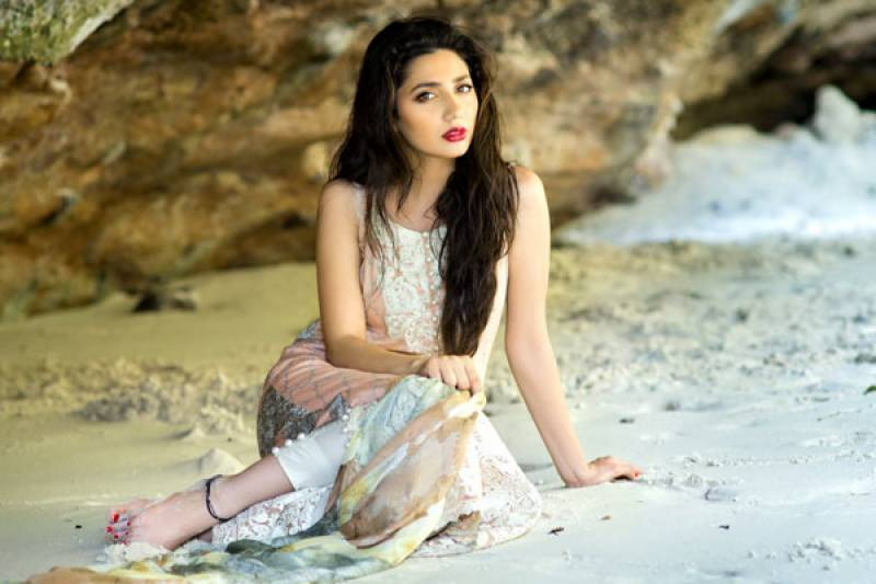 Mahira Khan reveals her favourite movie