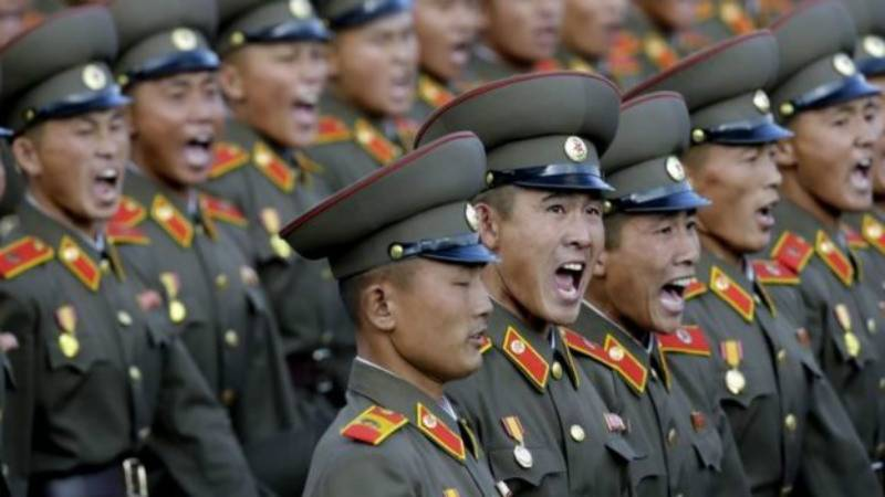 North Korea is 'ready to defend itself against US'