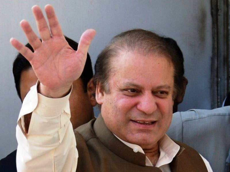 PM Nawaz visits different areas of Lahore ahead of NA-122 by-poll