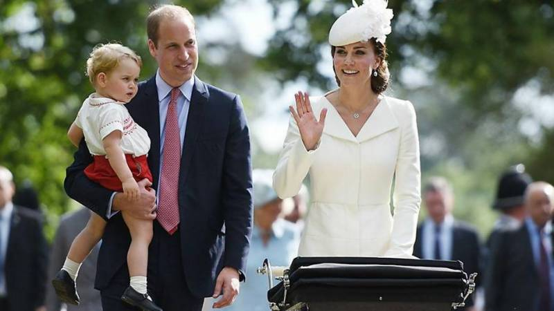 Prince William and Kate put a royal ban on aircrafts