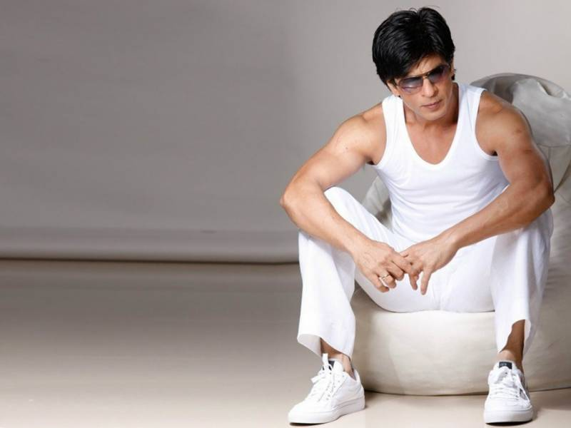 Shah Rukh Khan owns 257 pairs of shoes but still wants more
