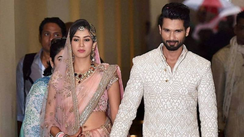 Shahid Kapoor is happy for marrying 'normal' Mira Rajput instead of 'someone' from Bollywood