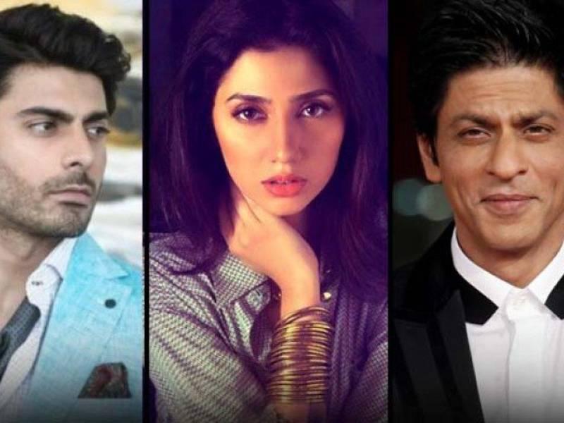 Shahrukh Khan or Fawad Khan? Here is what Mahira Khan says
