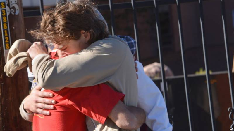Two students shot dead in two American universities