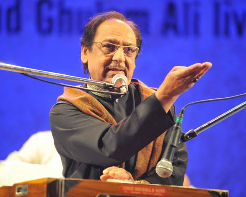 US media highlights cancellation of Ghulam Ali's concerts in India