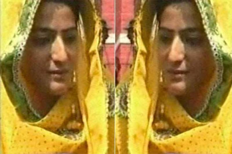 Okara bride reaches polling station to cast her vote as by-election fever soars