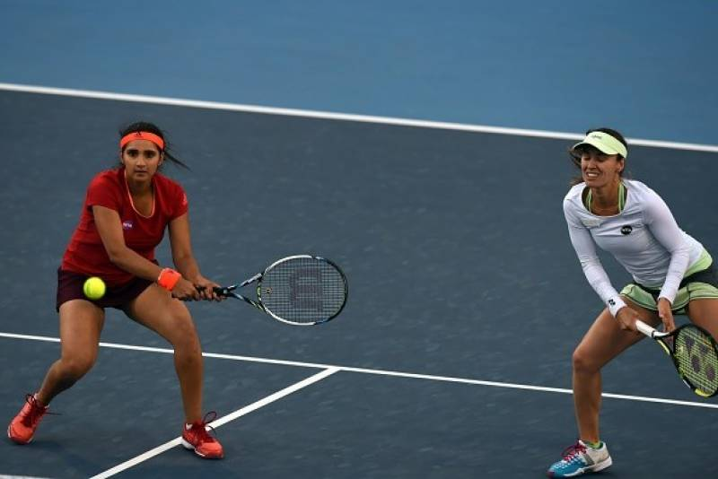 Sania and Hingis win China open, lift eighth title of the year