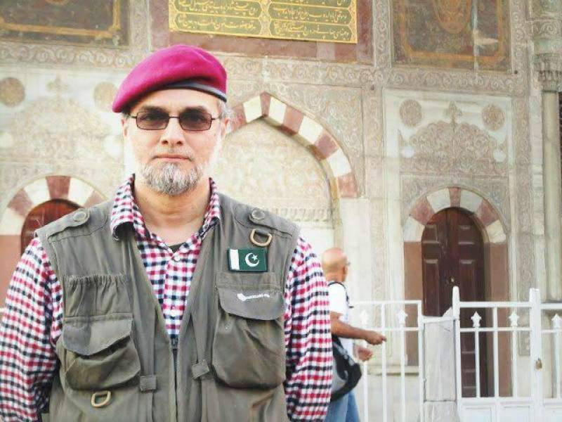 REVEALED: Why was Zaid Hamid detained in Saudi Arabia?
