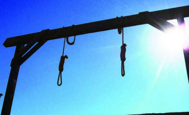 8 death row prisoners hanged in Punjab jails