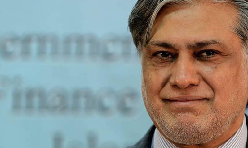 Finance Minister Ishaq Dar promises power-full Pakistan by 2018