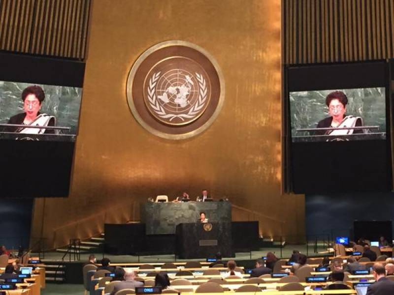 Pakistan supports UN peacekeeping despite challenging circumstances at home: Maleeha