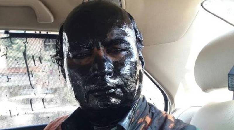 Six Shiv Sena activists held for attacking Kasuri book launch organiser