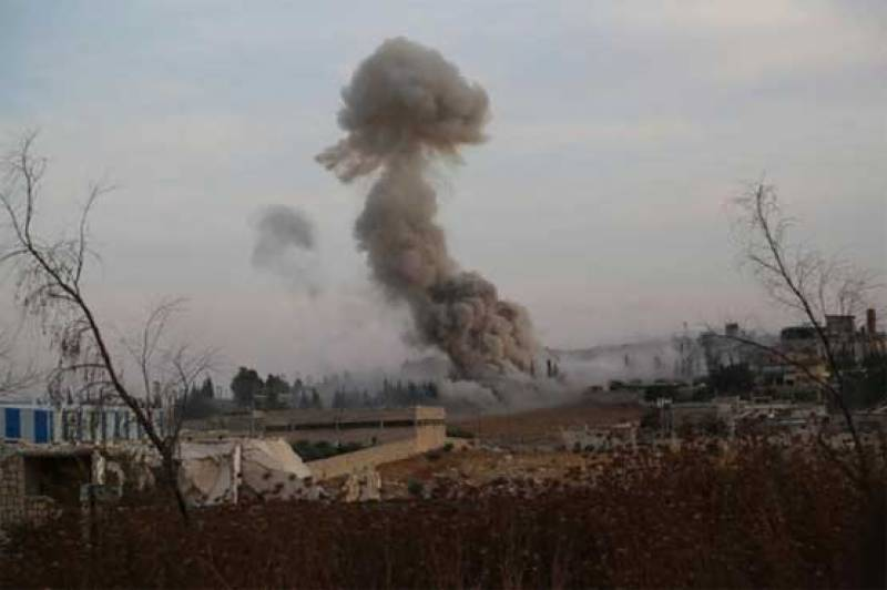 US drops parachuted ammunition to anti-IS rebels in Syria