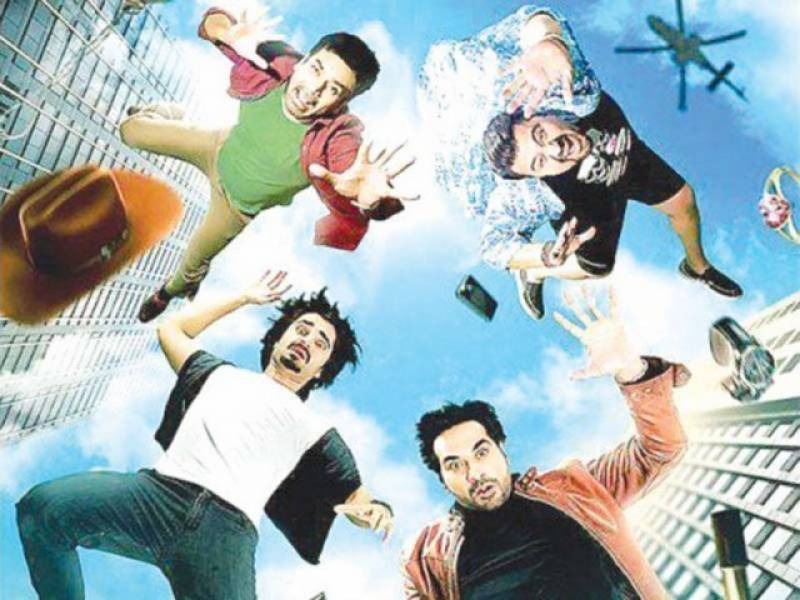 'Jawani Phir Nahi Ani' becomes most earning Urdu movie in history