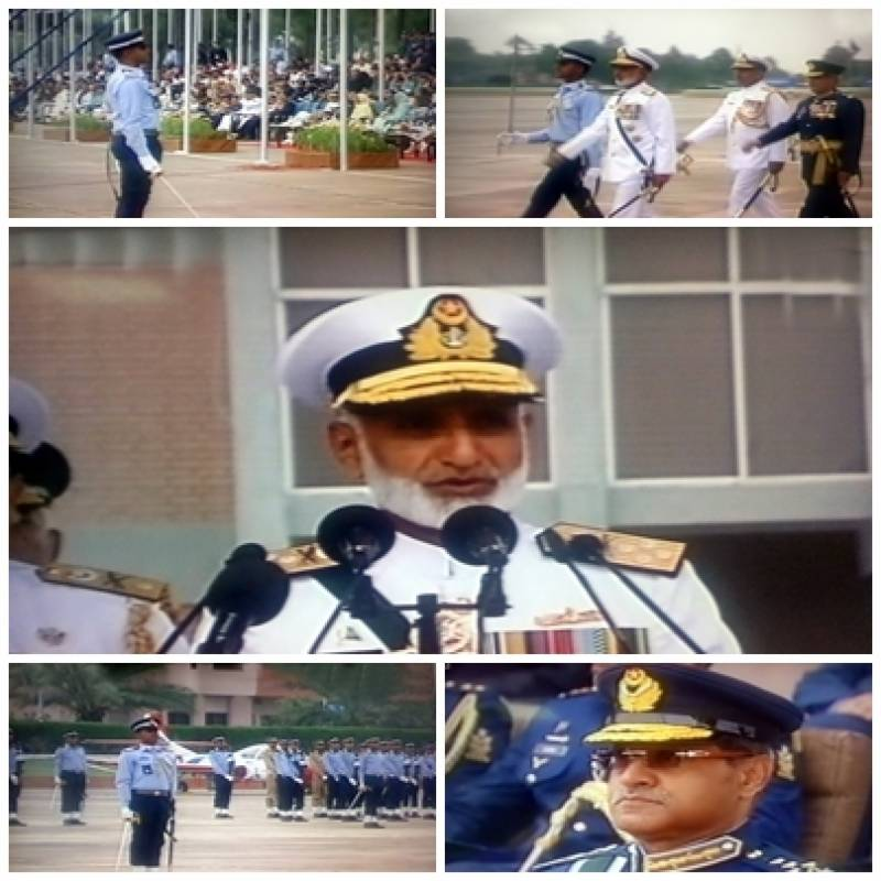 Pakistan's desire for peace must not be considered sign of weakness: Naval Chief Zakaullah