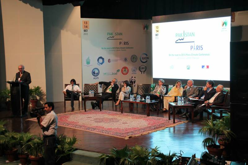 'Pakistan to Paris' conference concludes: Experts call for more efforts to combat climate change