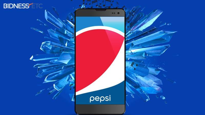Pepsi plans to launch smartphones soon