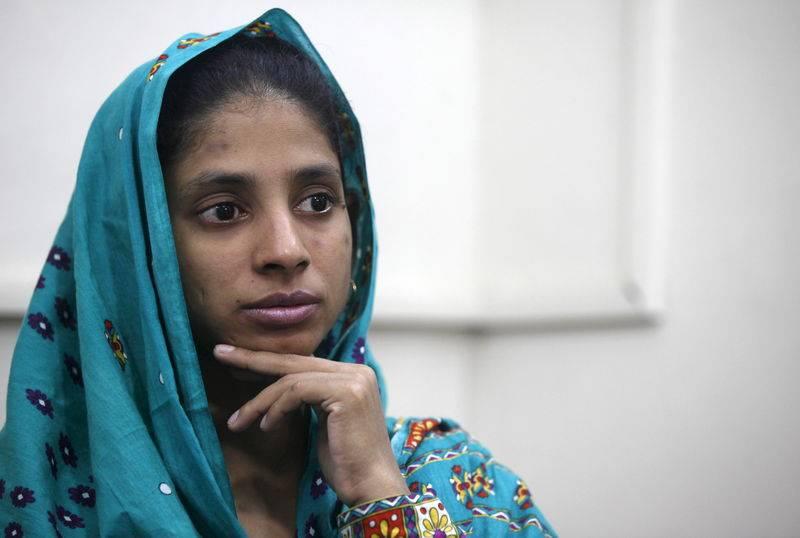 Geeta to go through DNA test in India, says Sushma Swaraj