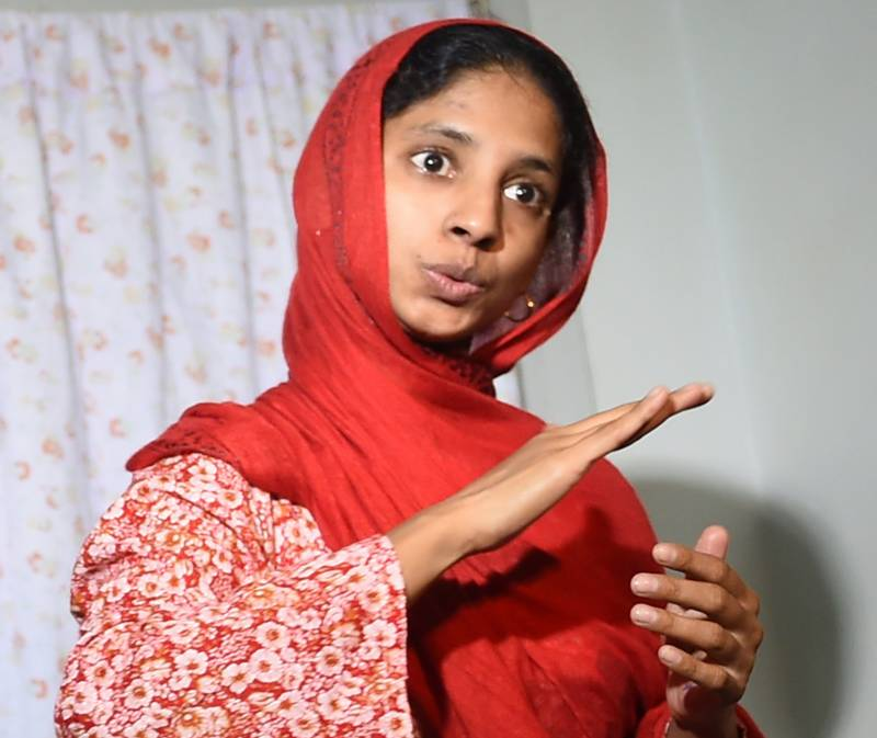 Indian woman Geeta to return home on Oct 26 after 15 years