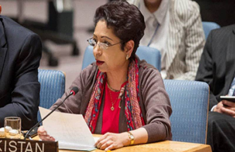 No peace in South Asia sans Kashmir solution: Maleeha
