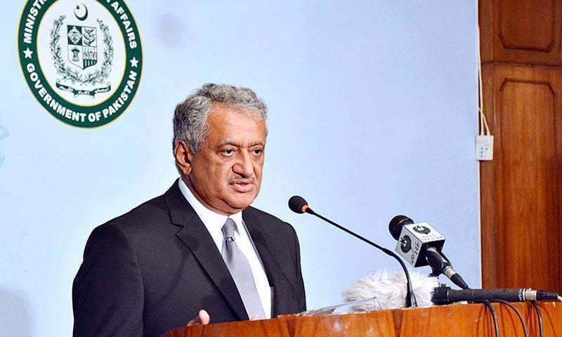 Pakistan urges India to stop allowing use of its soil for hatching conspiracies