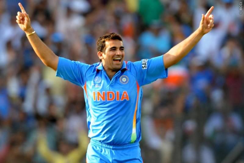 Zaheer Khan announces retirement from international cricket