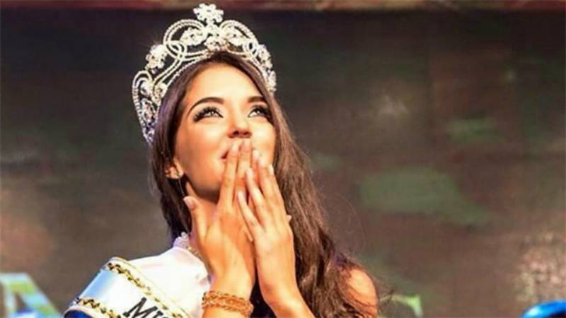 Miss Iraq beauty pageant goes on despite all odds