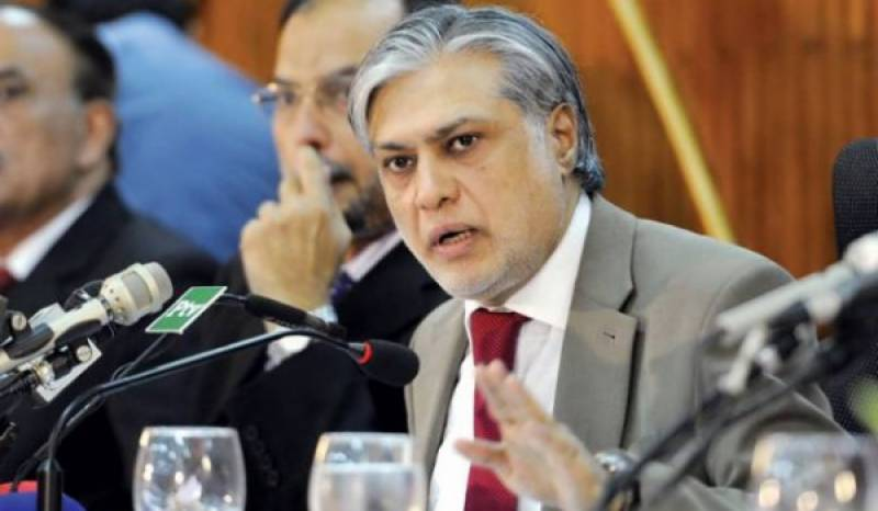 Ishaq Dar directs all banks to establish counters for pensioners' facilitation
