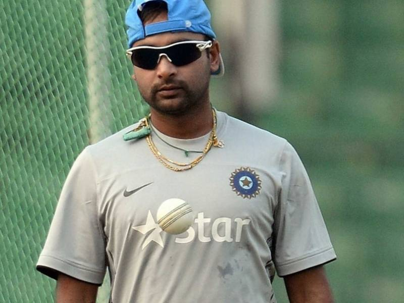 Amit Mishra booked for allegedly physically assaulting woman