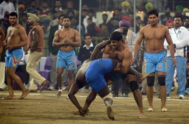 No law, no order: India cancels World Kabaddi Cup 2015