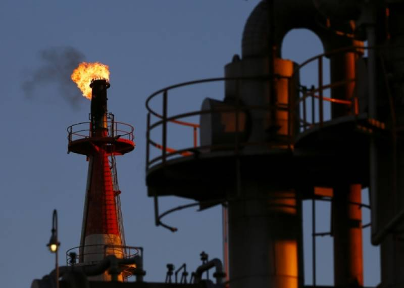 Oil slips in Asia after China's economic data showed weak growth