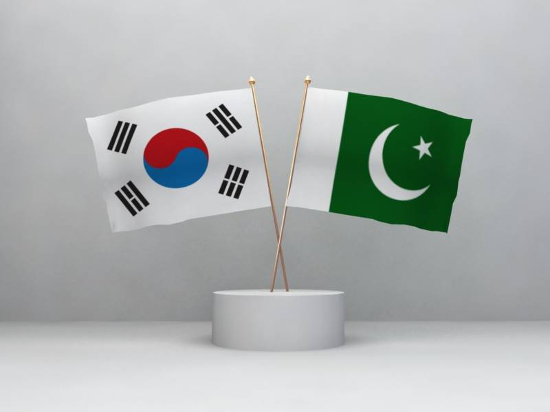 Pakistan, S Korea to enhance mutual defence capabilities