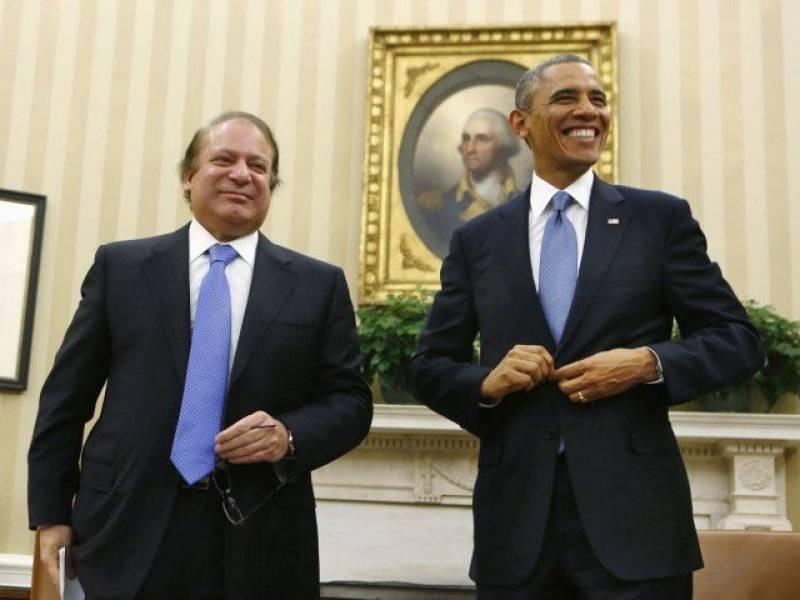 PM Nawaz Sharif reaches US on four-day tour, to meet US President Barack Obama on 22 October