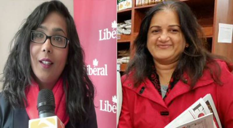 Two Pakistani women stand victorious in Canadian general elections