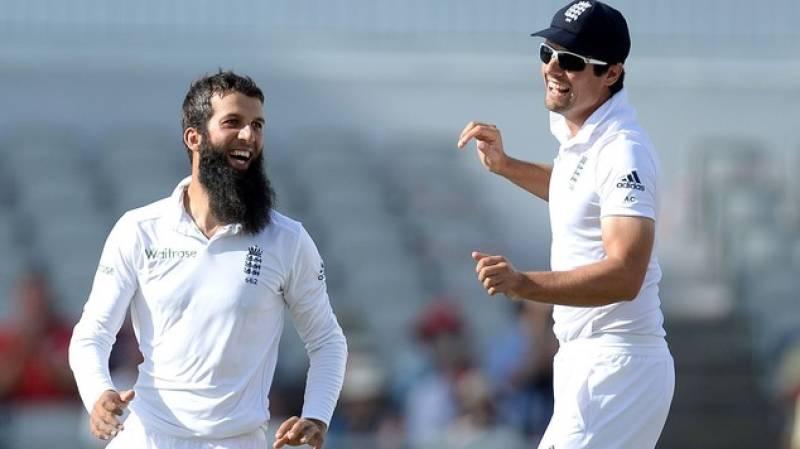 Was Moeen Ali behind Alastair Cook's 263 against Pakistan?