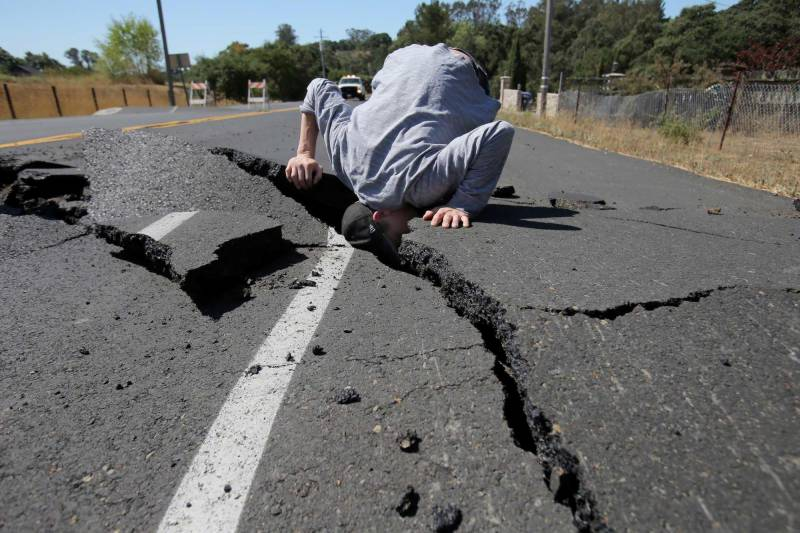 Earthquakes - through science and religion