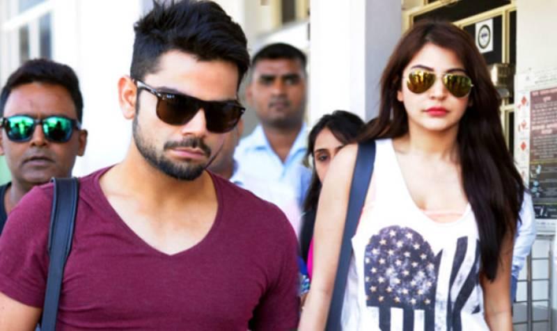 Anushka Sharma finally reveals her plans to go for wedding with Kohli