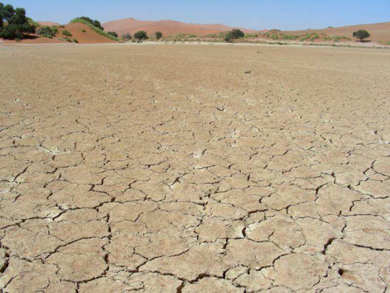 Balochistan can turn into wasteland due to water shortage