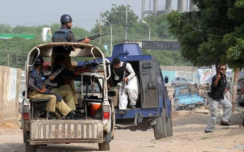 CTD arrests five member gang of target killers from Korangi