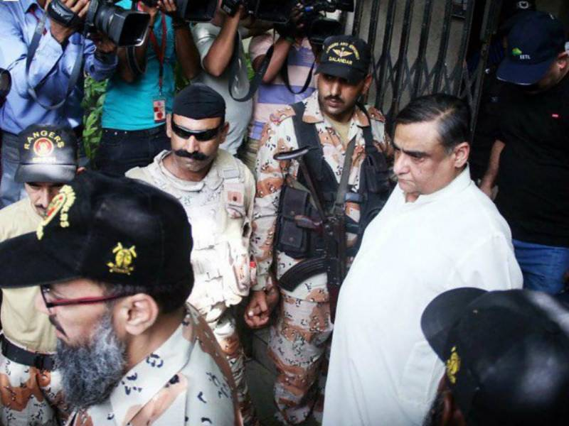 Dr Asim to stay in Rangers custody, not in cardiology hospital