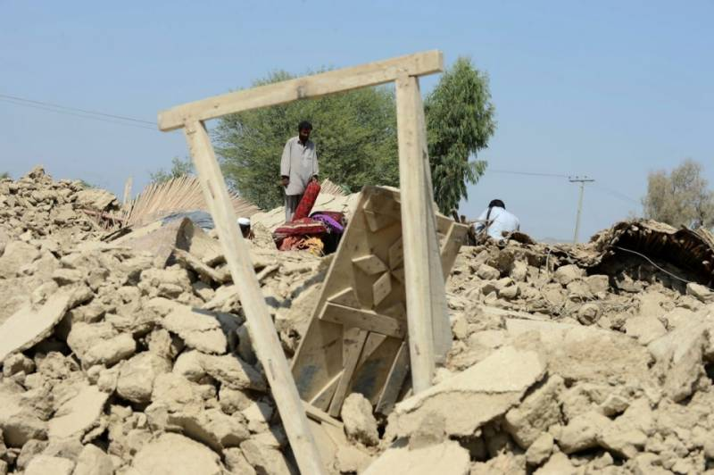 KPK worst affected, 9209 houses damaged by earthquake: NDMA