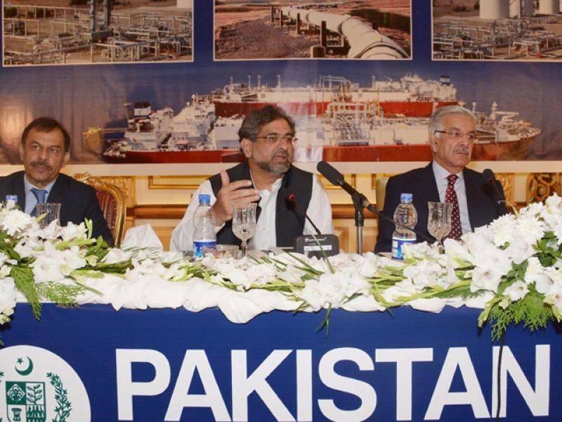 No wrongdoing in LNG import deal with Qatar govt: Shahid Khaqan Abbasi