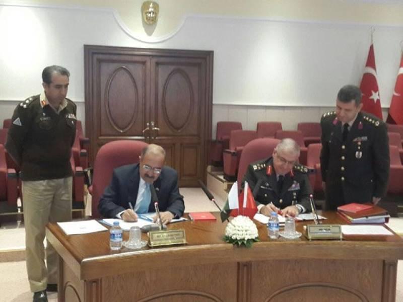 Turkey gifts Pakistan 34 'T-37 aircraft