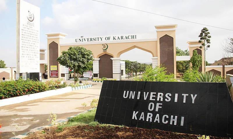 Karachi University's staff torture media workers on Journalists Day