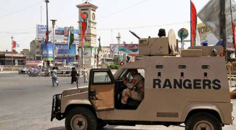 Rangers to target contract killers, sponsors and facilitators in next phase of Karachi operation