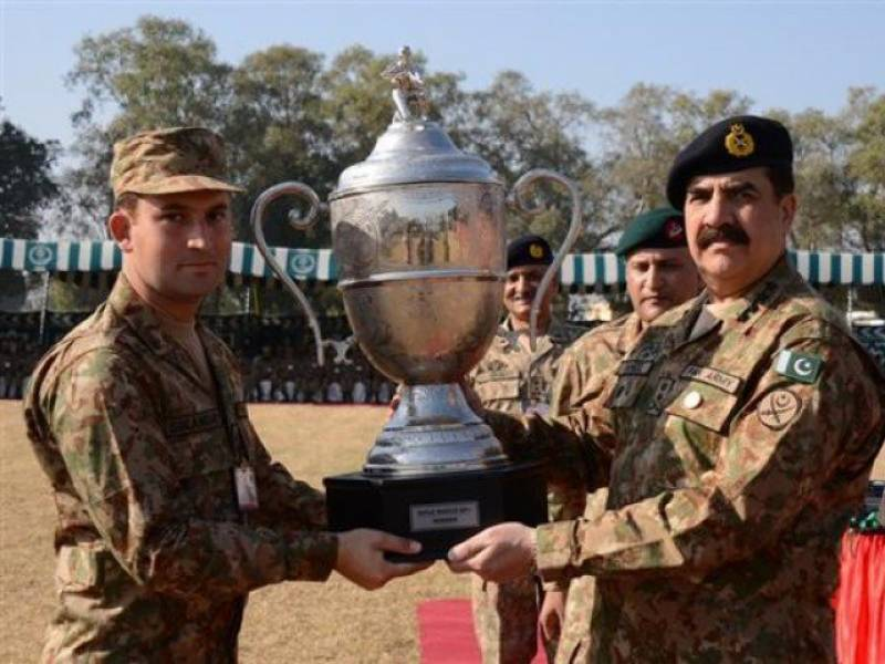 Training vital part of every soldier's professional growth: COAS